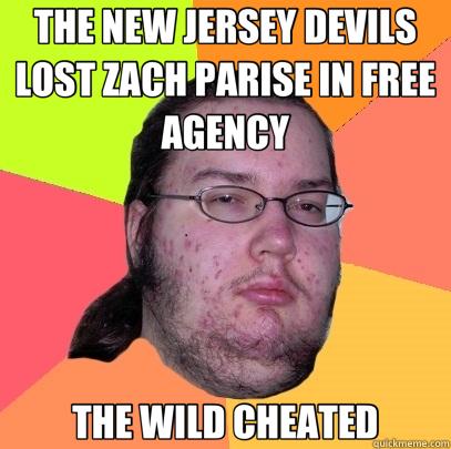 Wild Cheated