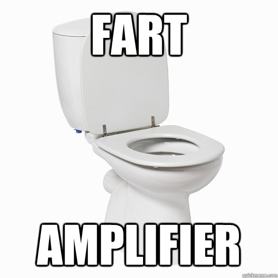 Fart Amplifier