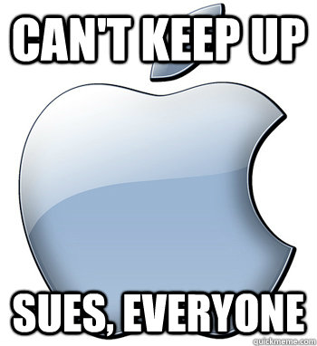 Can't keep up SUES, everyone - Can't keep up SUES, everyone  Bad Apple