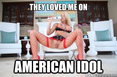 They Loved me on American Idol  American Idol