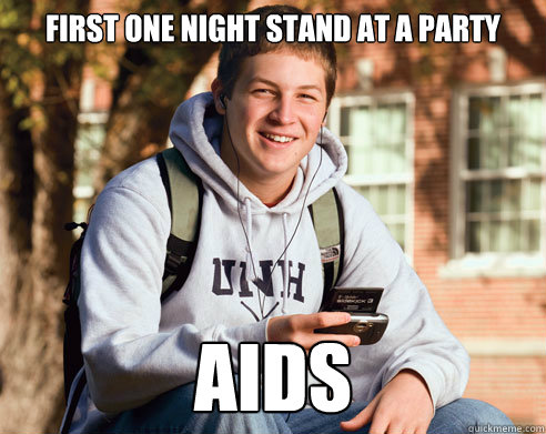 one night stand party
