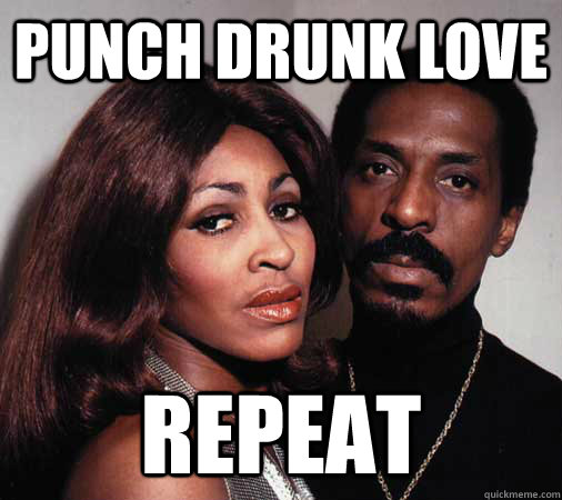Punch drunk love Repeat - Punch drunk love Repeat  Misc