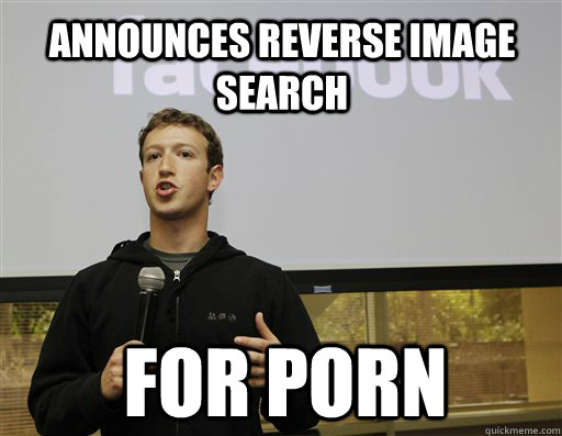 Reverse image search porn