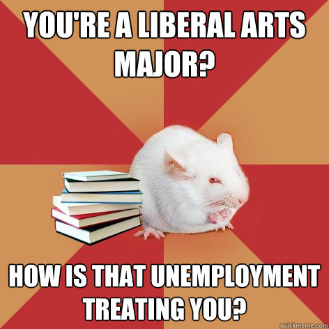 Liberal Arts what are major