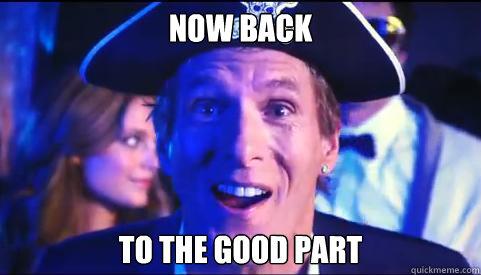 Now back to the good part - Now back to the good part  Bolton