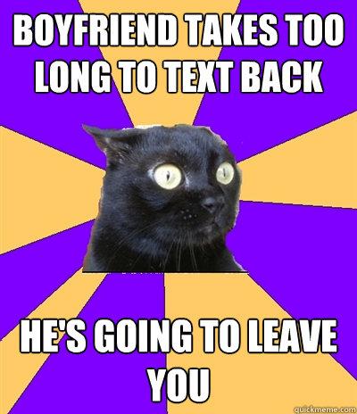 Boyfriend takes long to orgasm