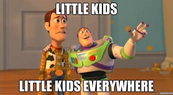 Little Kids LITTLE KIDS EVERYWHERE