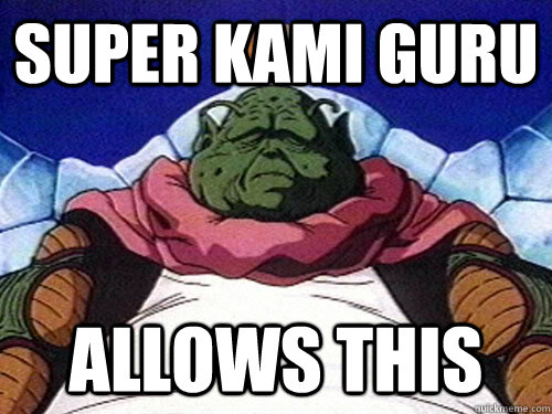 Super Kami Guru Allows this