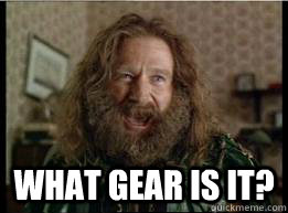 What Gear is it? -  What Gear is it?  What year is it