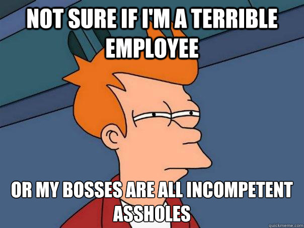 Not all bosses are assholes picture