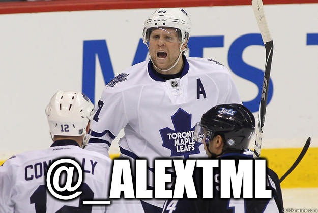 @_AlexTML -  @_AlexTML  Testicular Cancer Survivor Phil Kessel