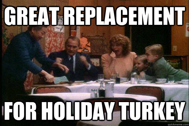 Great Replacement  For Holiday Turkey - Great Replacement  For Holiday Turkey  Christmas Advice Mallard