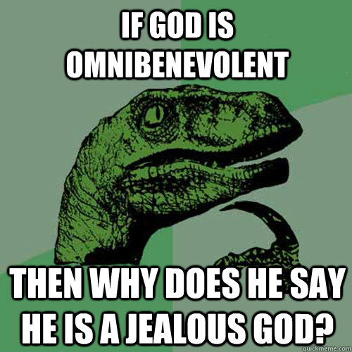 What does omnibenevolent mean