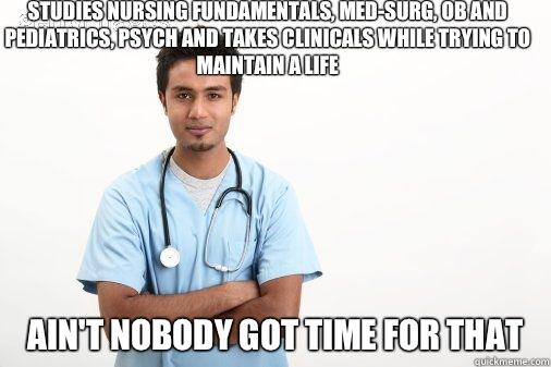 Studies Nursing Fundamentals Med Surg Ob And Pediatrics Psych And