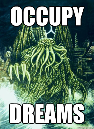 Occupy Dreams