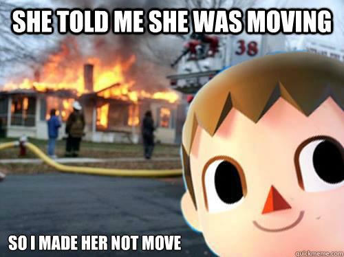 Animal Crossing Villager Memes Quickmeme