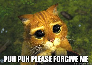 4210b087d00d0495ccb23cb93520b1fc7a905771c2cdc4227b6f6f301e43c28d puh puh please forgive me forgiveness quickmeme