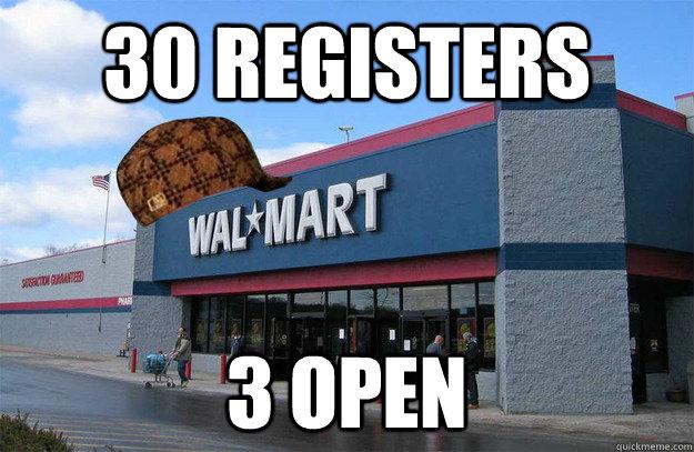 30 registers 3 open
