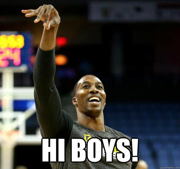 HI BOYS! -  HI BOYS!  Misc