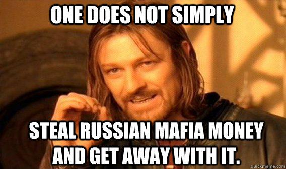 Mafia Not Russian 67