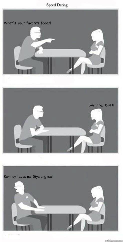 610 speed dating: