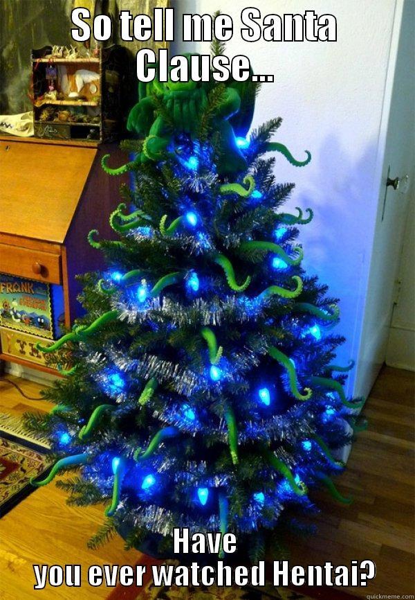 Hentai tree