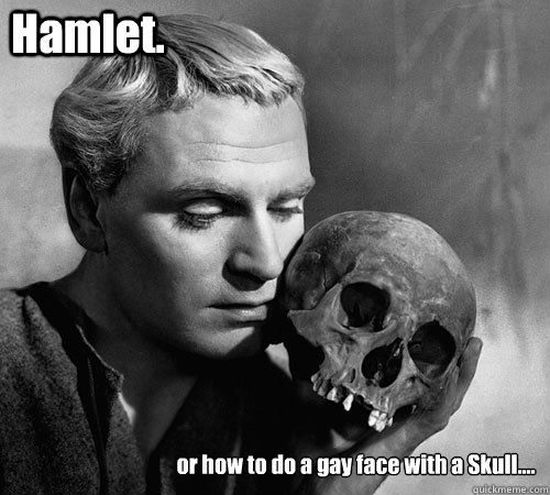 Hamlet Gay 105