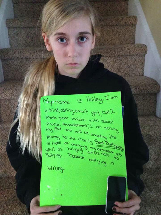 After Mom Finds Out Her Daughter Is Cyber-Bullying, She Decides To Do This... -   Misc