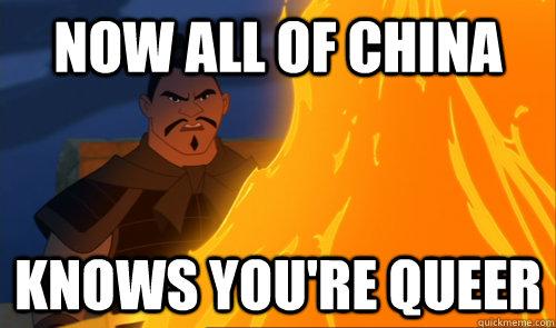 Funny Mulan memes | quickmeme