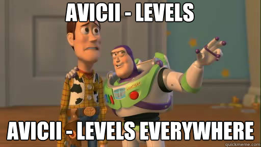 Avicii - Levels  Avicii - Levels everywhere - Avicii - Levels  Avicii - Levels everywhere  Everywhere