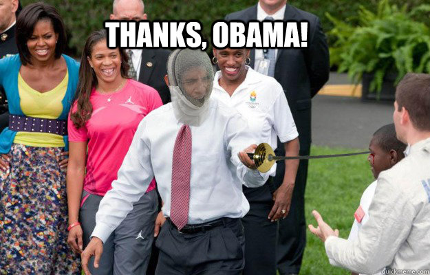 Thanks, Obama! - Thanks, Obama!  Misc