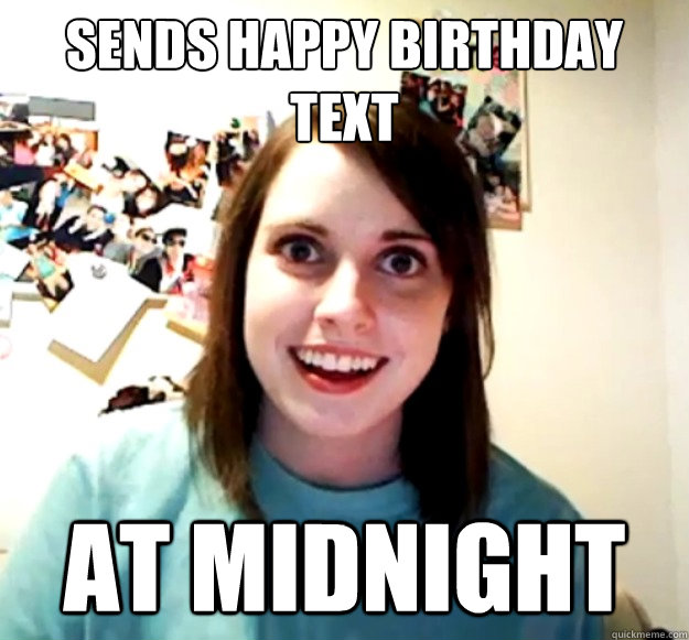Funny Birthday Texts to Send Sends Happy Birthday Text at
