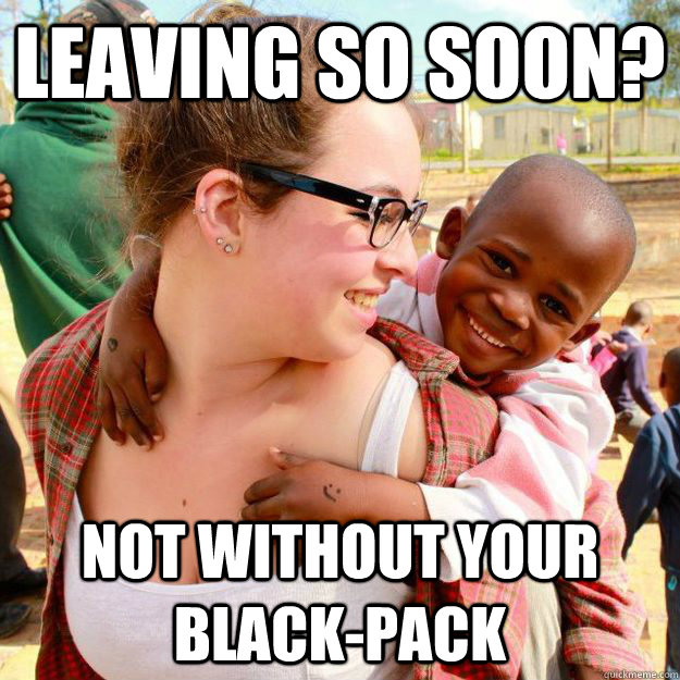 Overly Attached African Kid Memes Quickmeme