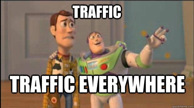 Traffic Traffic Everywhere - Traffic Traffic Everywhere  Misc