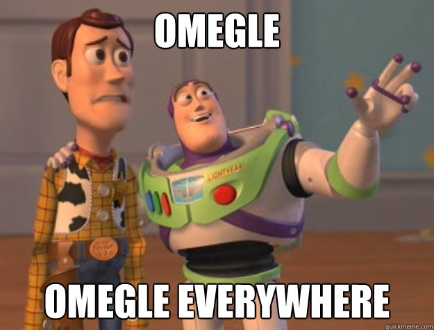 Omegle Omegle everywhere