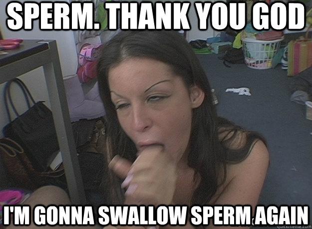 Sperm SWALLOW