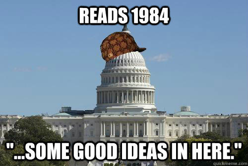 Reads 1984