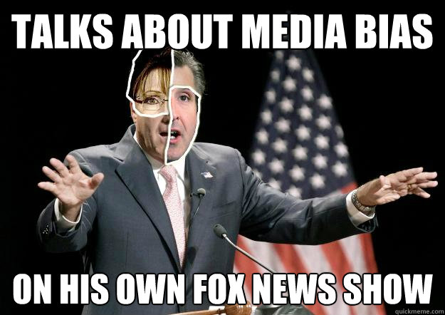 Talks About Media Bias On His Own Fox News Show Gop Presidential