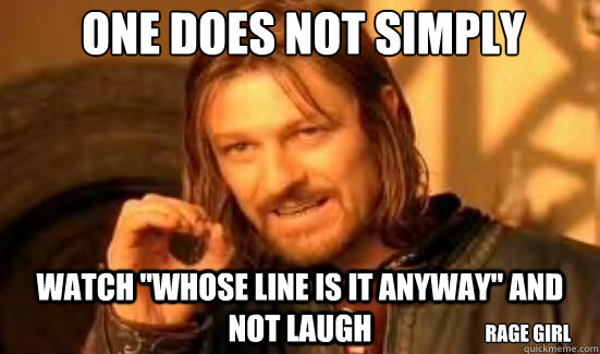 One Does Not Simply watch