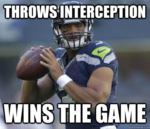 Throws interception Wins the game - Throws interception Wins the game  Misc