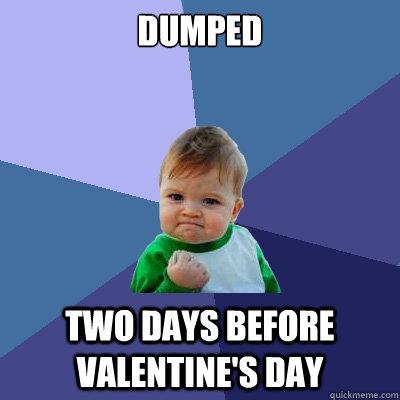 Days before valentine day