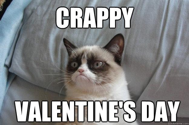 Crappy Valentine's Day - Crappy Valentine's Day  GrumpyCatOL