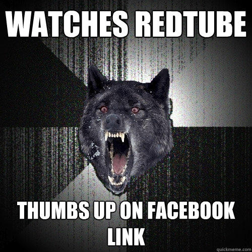 watches redtube Thumbs Up on facebook link - watches redtube Thumbs Up on facebook link  Insanity Wolf