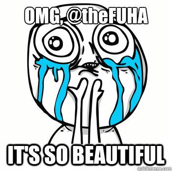 20ae4bcf5 OMG, @theFUHA IT'S SO BEAUTIFUL - OMG, @theFUHA IT'S SO BEAUTIFUL Cuteness