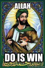 ALLAH do is win - ALLAH do is win  most interesting mohamad