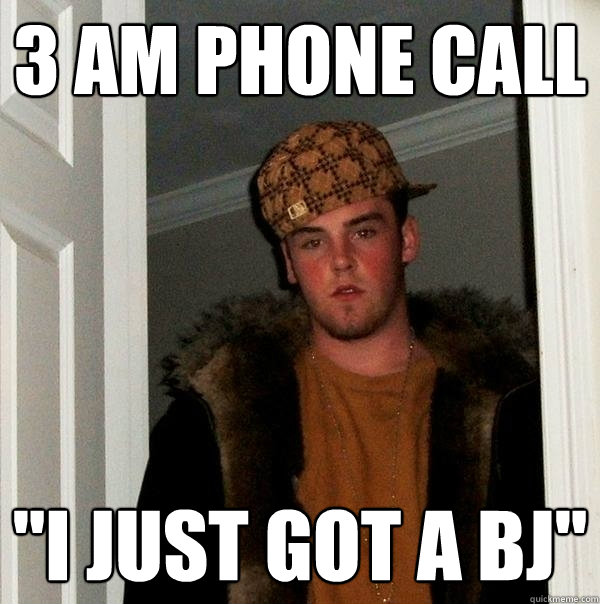 3 AM phone call