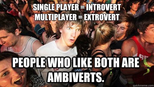 from Devon introvert dating extrovert reddit