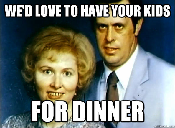 We'd love to have your kids for dinner - We'd love to have your kids for dinner  Misc