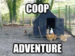 COOP ADVENTURE - COOP ADVENTURE  Misc