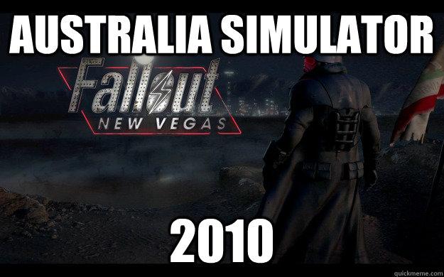 Australia simulator 2010 - Australia simulator 2010  Misc